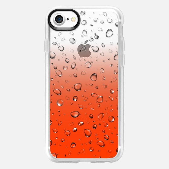 Red Raindrops -