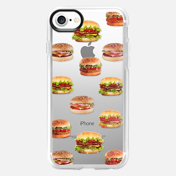 Hamburgers - Wallet Case