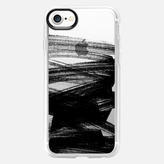 Sumie_Abstract04 - Wallet Case