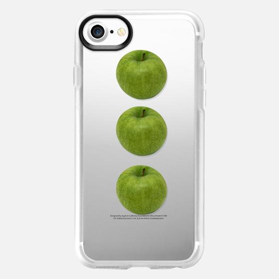 3 apples - Wallet Case