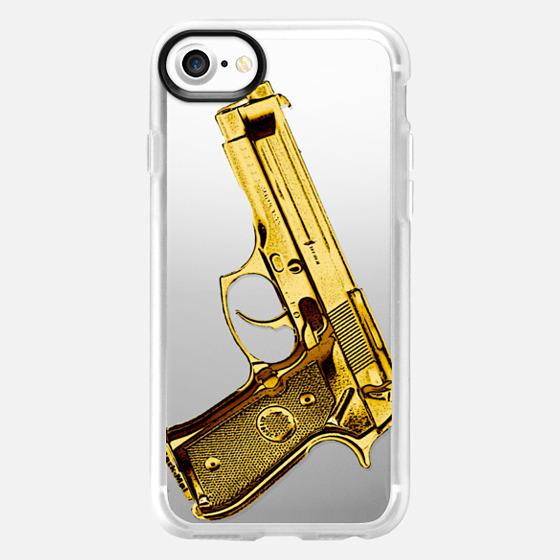 Golden Gun - Wallet Case