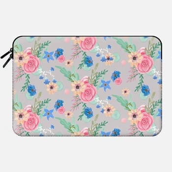 Macbook 12 Sleeve Dreamy Florals