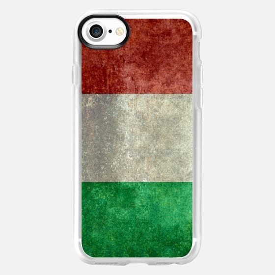 Flag of Italy - Vintage version  -