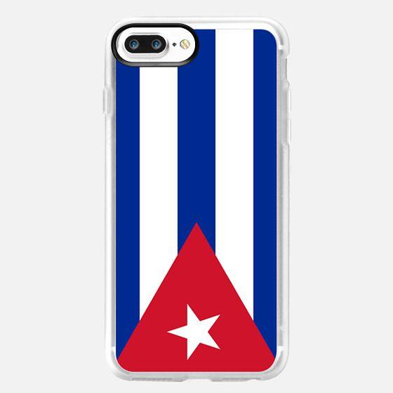 Flag of Cuba or the Cuban flag :) -