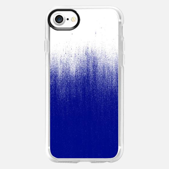 Blue Ombre - Wallet Case