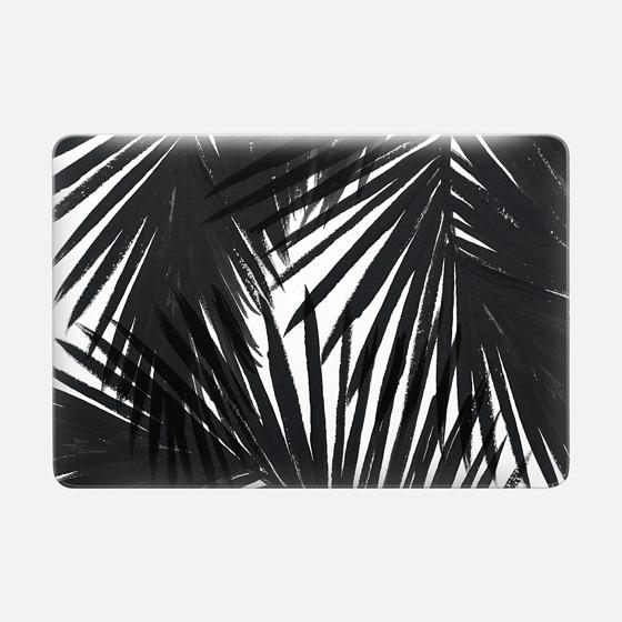 Macbook Air 13 Case - Palms Black