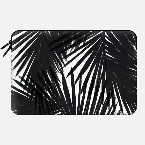 Macbook 12 Sleeve - Palms Black