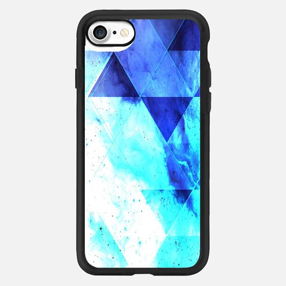 Ice blue -