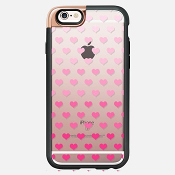 iPhone 6s Case Ombre Hearts