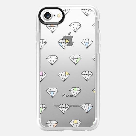 Diamonds In The Sky - Snap Case