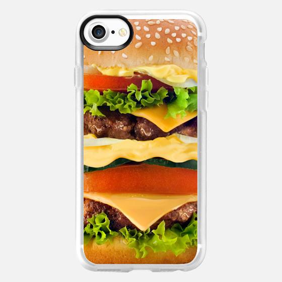 Burger - Snap Case