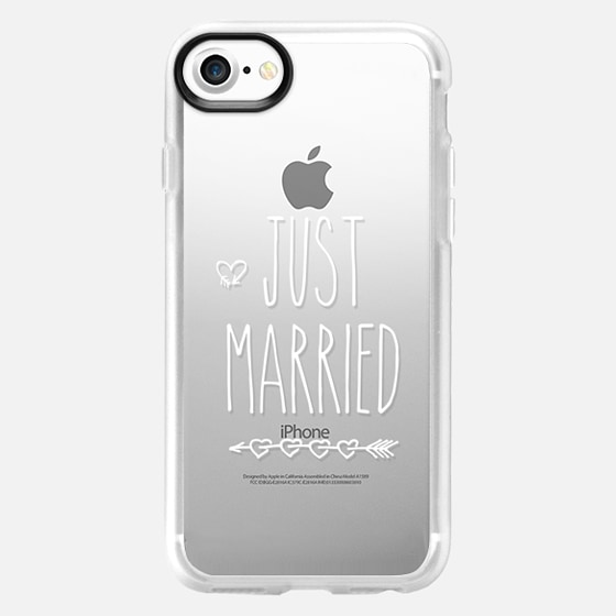 Just Married - Snap Case