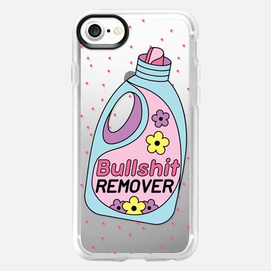Bullshit Remover - Classic Grip Case