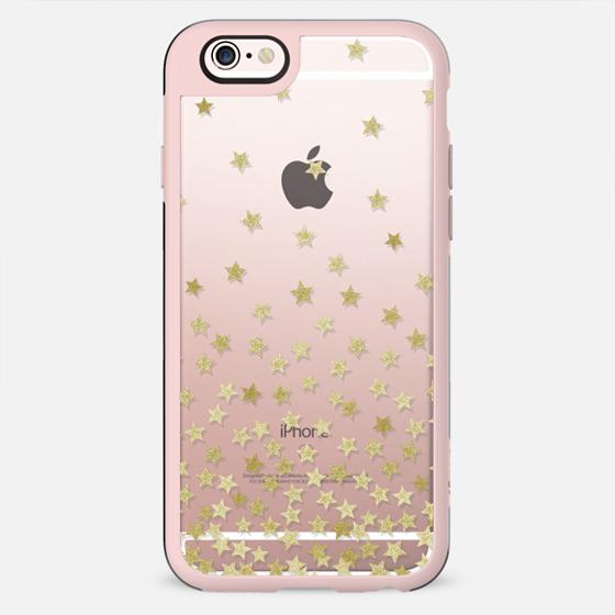 STARS GOLD transparent - New Standard Case