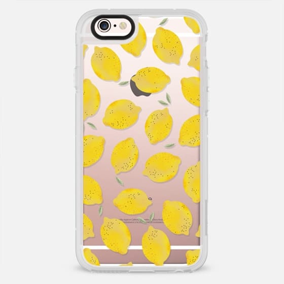 LEMON TRANSPARENT -