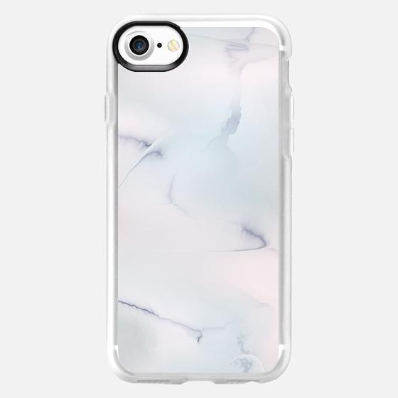 unicorn marble - Wallet Case