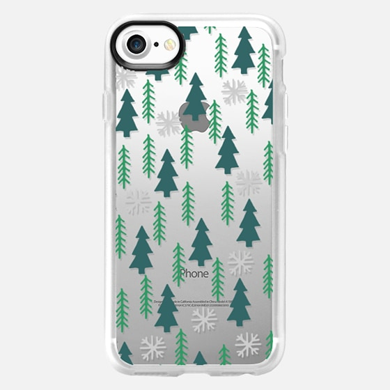WINTER FOREST - Wallet Case