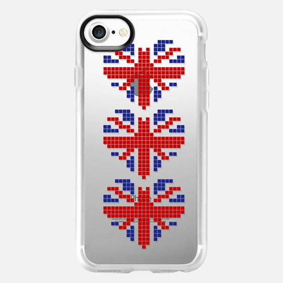 BRITISH LOVE - Classic Grip Case