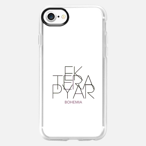 EK TERA PYAR iPhone 7 - Snap Case