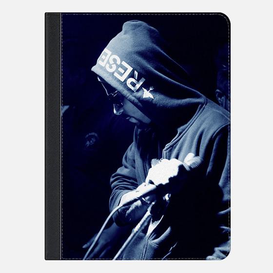 Bohemia blue - iPad Folio Case