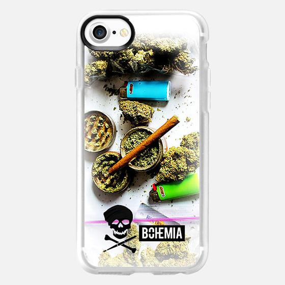 Bohemia Weed Iphone 6 Plus -