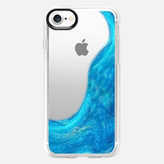 BEACH WAVE - Wallet Case