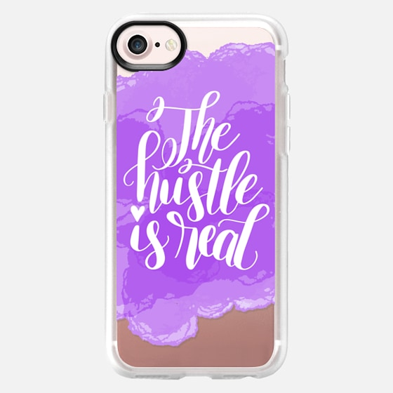 The Hustle is Real - Classic Grip Case