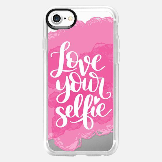 Love Your Selfie - Snap Case
