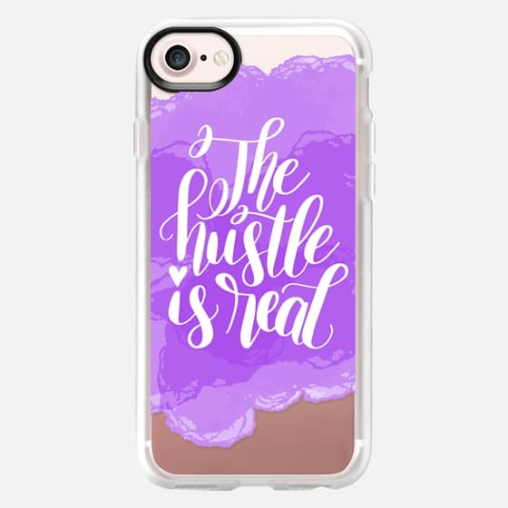 The Hustle is Real - Snap Case
