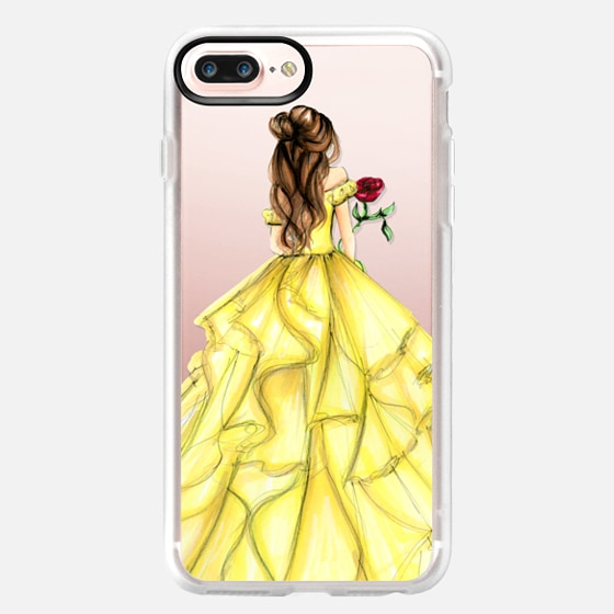 The Princess and The Rose - Classic Grip Case