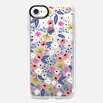 iPhone 7 เคส Spring Florals