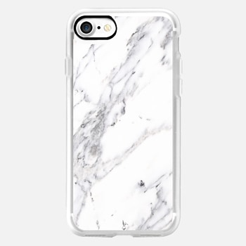 iPhone 7 ケース Ivory Marble