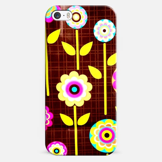 Flowers - Classic Snap Case
