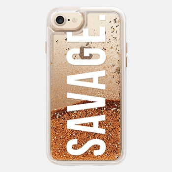 Iphone Liquid Glitter Cases Collection Casetify