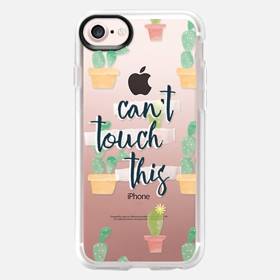can't touch this - Classic Grip Case