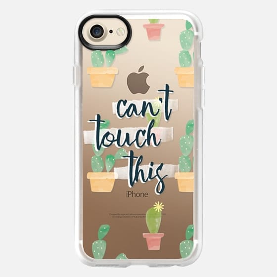 cactus can't touch this - Classic Grip Case
