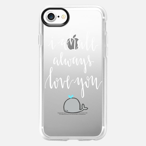 I Whale Always Love You - Wallet Case