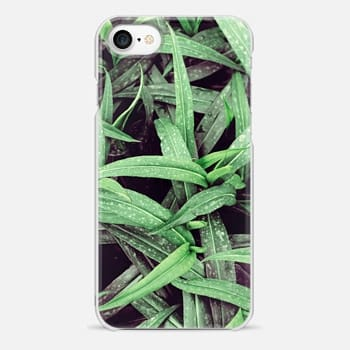 iPhone Case -  Green Leaves