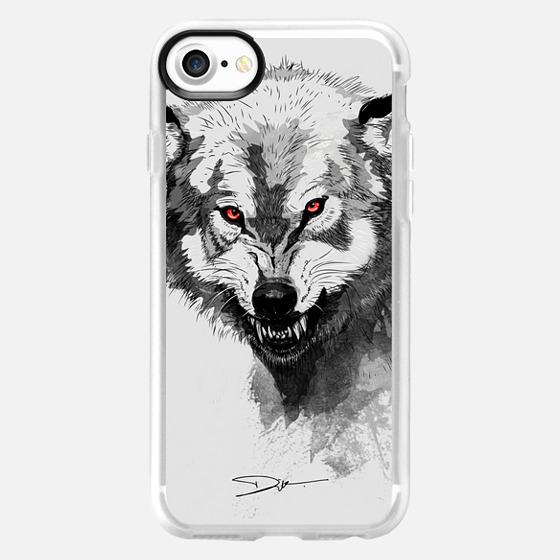 WOLF x Dik Low - Wallet Case