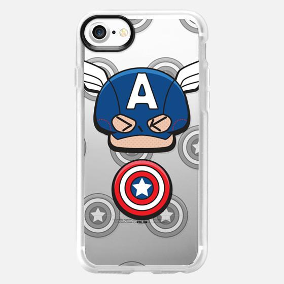 Captain America X DLOW - Wallet Case