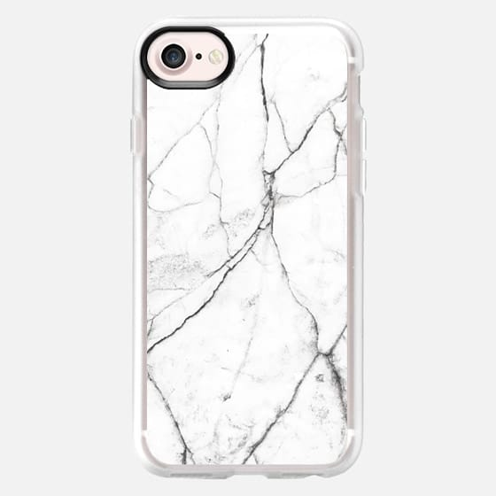 WHITE MARBLE (cracked) -