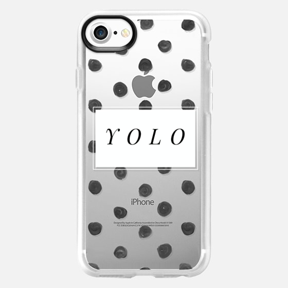 Yolo - Snap Case