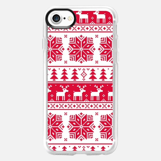 christmas sweater - Wallet Case