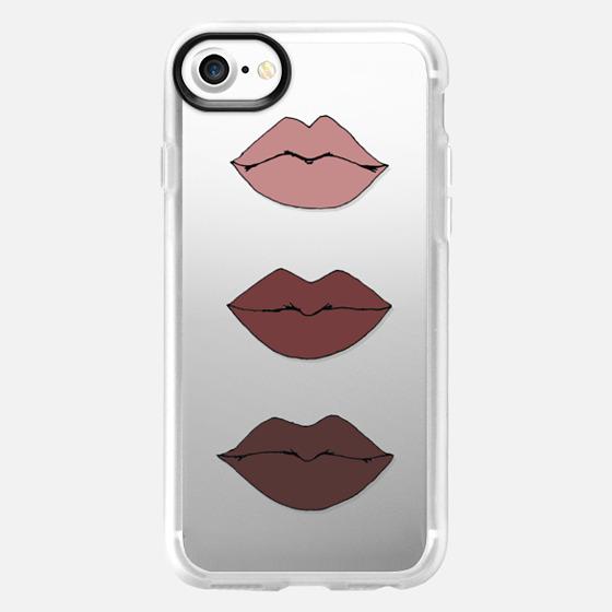 Kylie Lips - Wallet Case