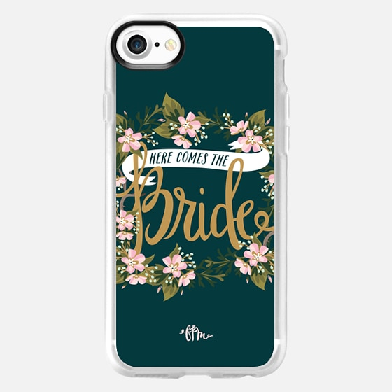 Here Comes the Bride - Classic Grip Case