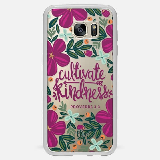 Cultivate Kindness - Classic Snap Case