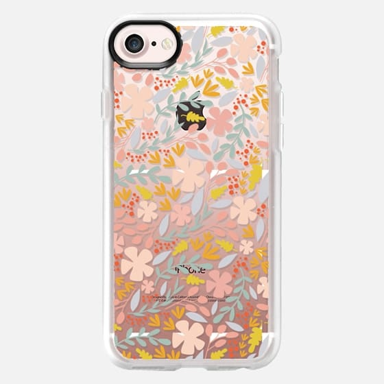 Whimsy Flora - Snap Case