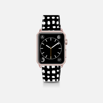 Apple Watch Band (38mm)  Grid by Andrea Lauren