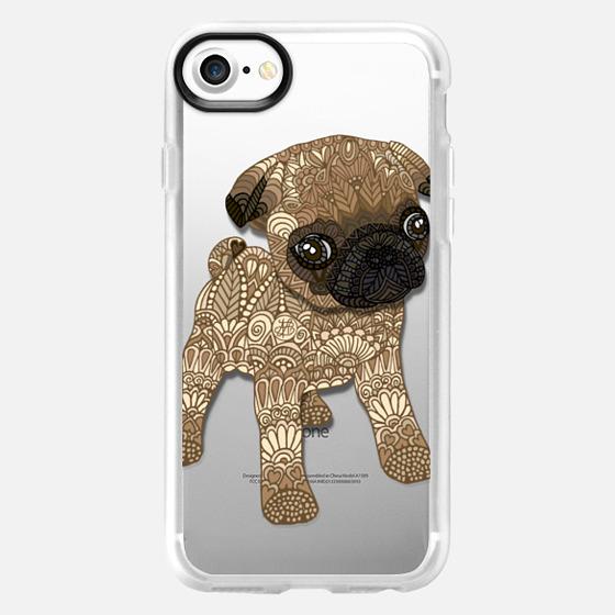 Pug Puppy - Wallet Case