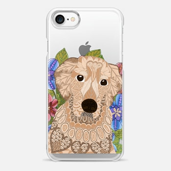 iPhone 7 Case Golden Retriever